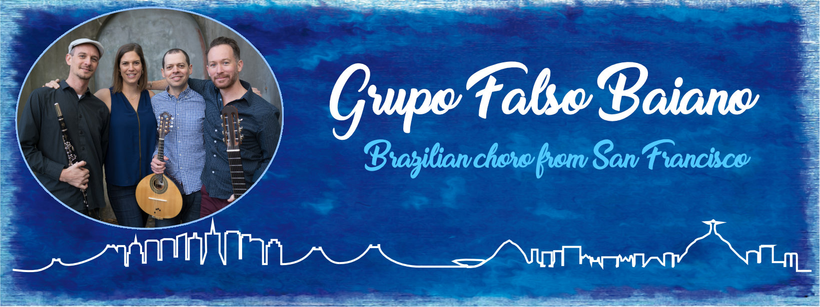 Grupo Falso Baiano - Brazilian choro from San Francisco